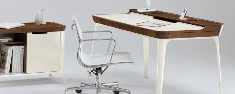 Airia modern computer desk