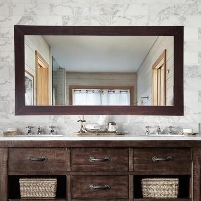 American Designer Vanity Mirror