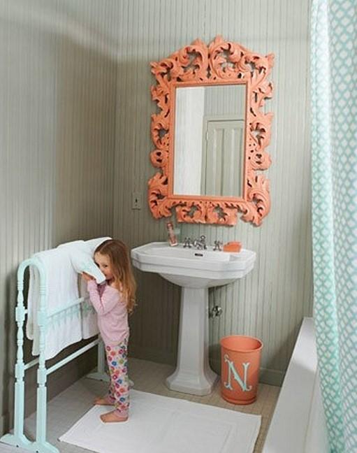 Be Unique Bathroom Mirror Ideas