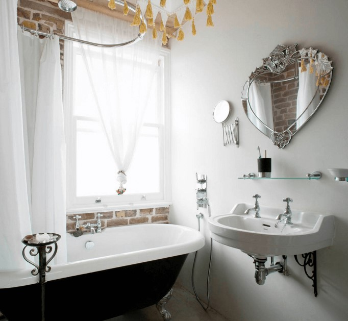 Be Unique Bathroom Mirror Ideas