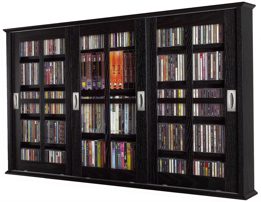 DVD Storage Space Cabinets