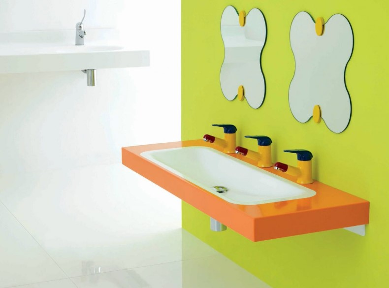 Fun Bathroom Mirror Ideas