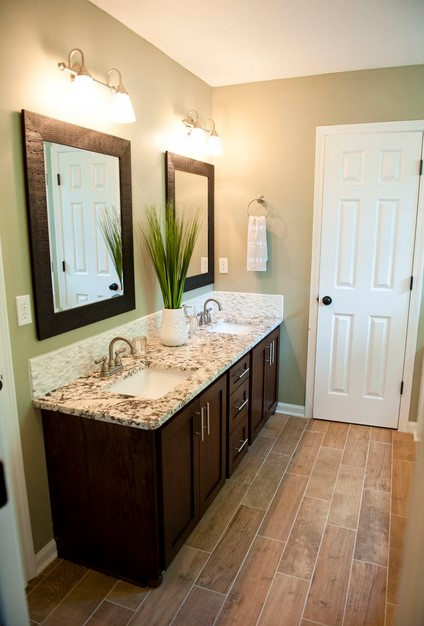 Granite Bathroom Mirror