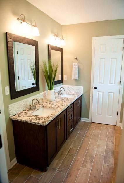 Granite Bathroom Mirror