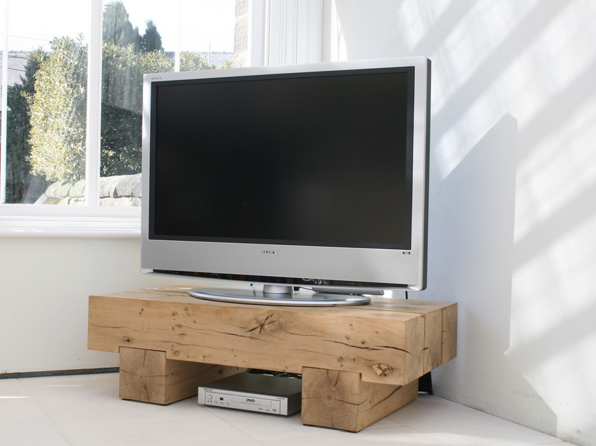 20 best tv stand ideas remodel pictures for your home for Block tv stand