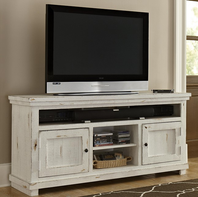 Old Chic TV Stands Ideas