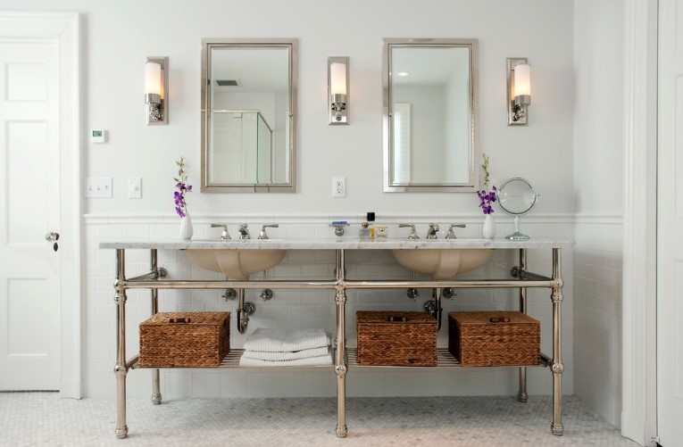Selecting The Right Bathroom Mirror