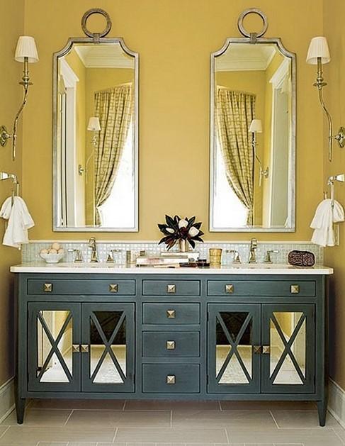 Simply Bathroom Mirror Ideas