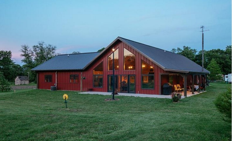 Top Metal Barndominium Floor Plans