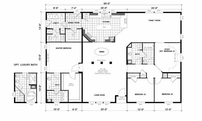 barndominium floor plans three bedroom