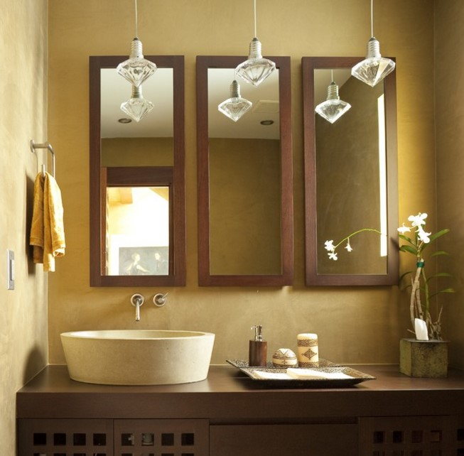 bathroom mirror ideas for small bathroom