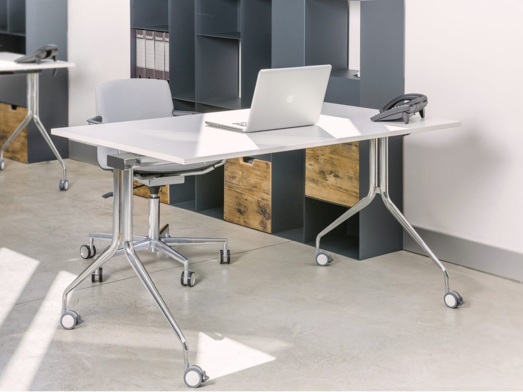 Computer Desk Designed For Offices
