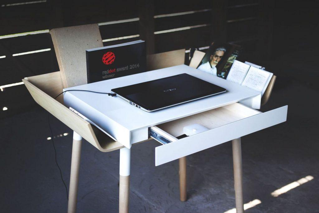 Modern Computer Desk Designed By Inesa Malafej
