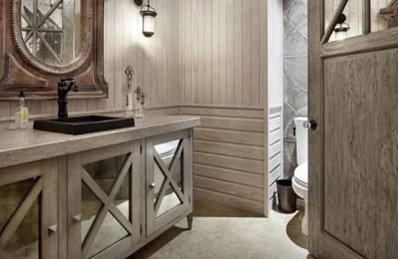 Austin Modern Bathroom
