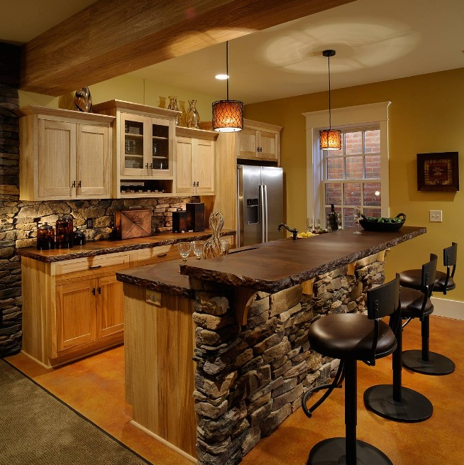 27+ Two Tone Kitchen Cabinets Ideas Concept : This Is Still ...