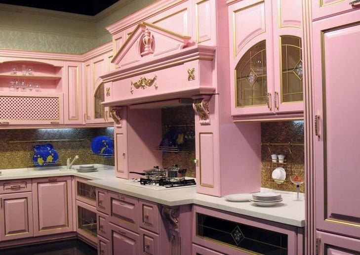 Two Tone Kitchen Cabinets U2013 Barbie Style