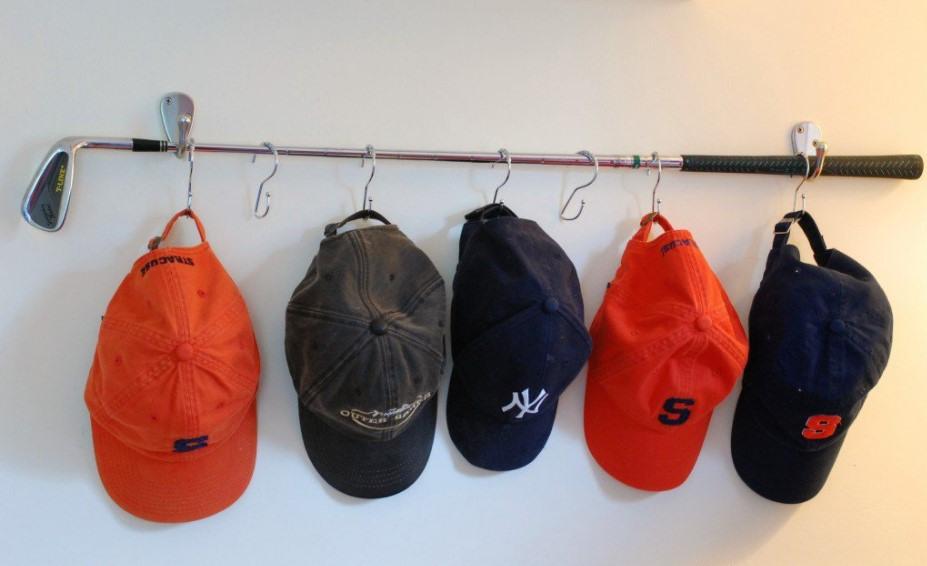 Baseball Cap Rack