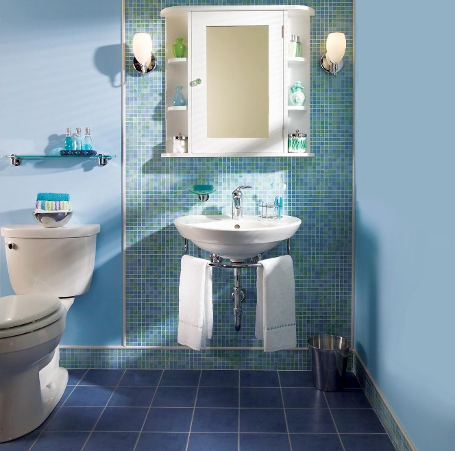 Basement bathroom ideas on budget low ceiling and for for Bathroom design center near me