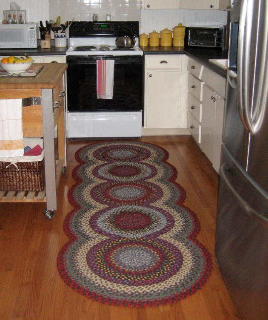 kitchen rugs for wood floors 18 best area rugs for kitchen design ideas amp remodel pictures 8418