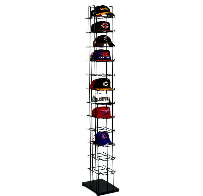 Cap Rack – Baseball Cap Tower