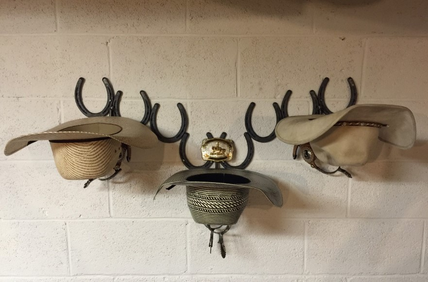Cowboy Hat Rack Ideas
