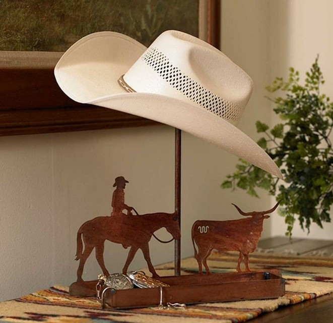 Creative Cowboy Hat rack Ideas