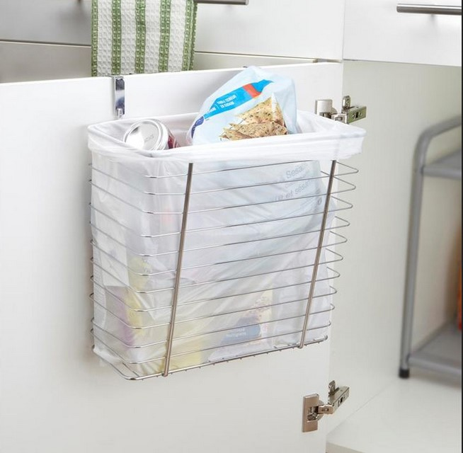 Door Waste Basket