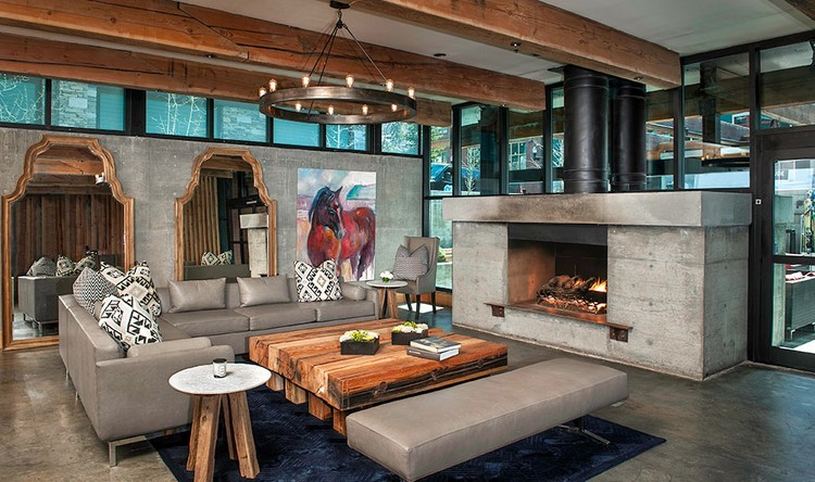 Ethanol Fireplaces With No Vents