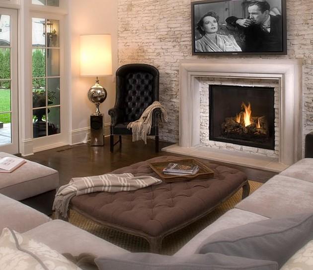 """Fireplace """"Frame"""""""