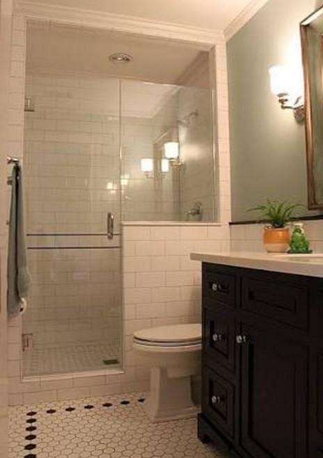 Guest Basement Bathroom New Building