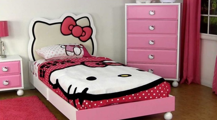 Exceptionnel Hello Kitty Bedroom Decoration