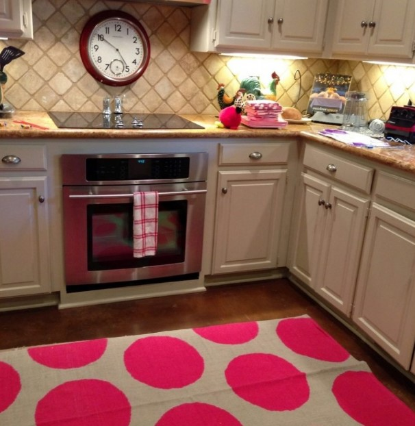 Kitchen Area Rug Ideas