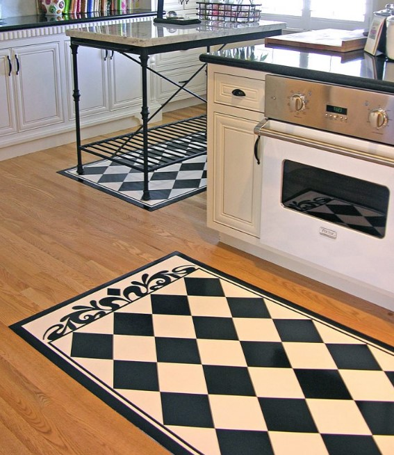Kitchen Rugs Decor