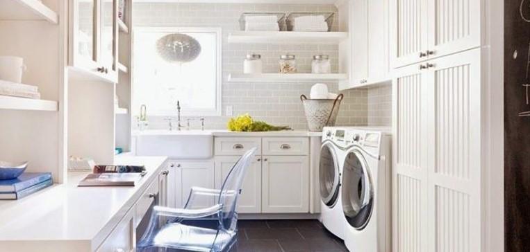 Laundry Room Office