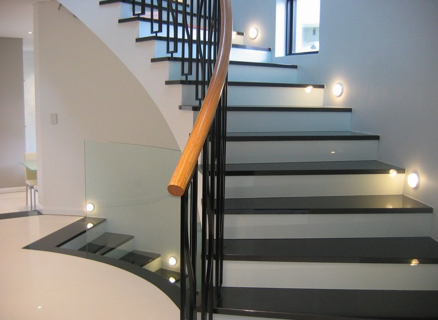 Stairway lighting ideas