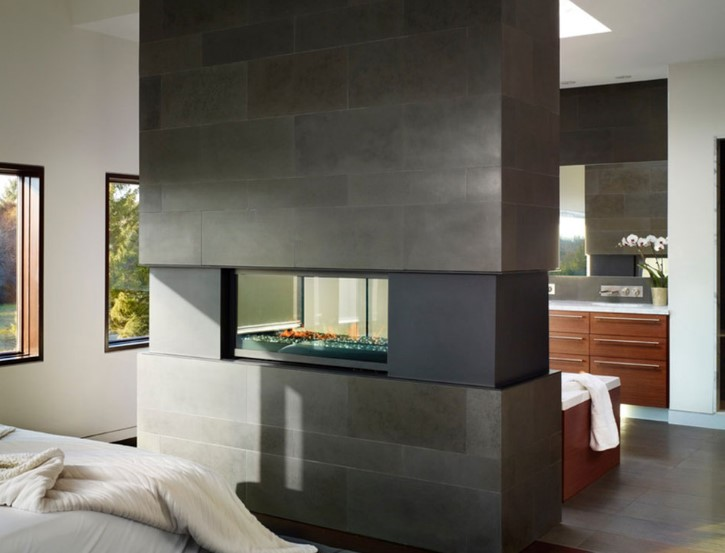 Master Suite Fireplaces