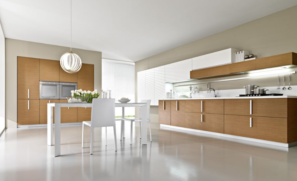 Minimalist Kitchen Cabinet