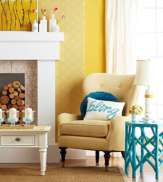 Naturally Warm fireplace ideas