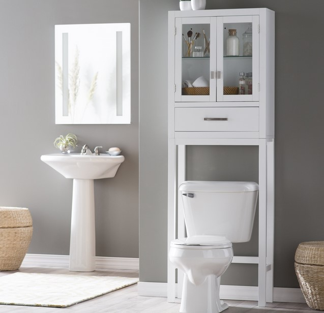Over Commode Space Saver