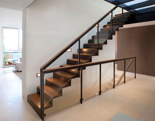 Rectangular Shape Stairway Lights