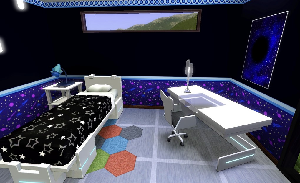 Shared Space Themed Room