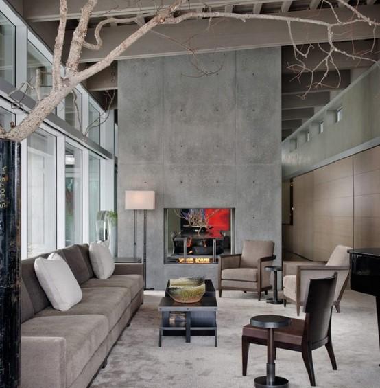 Solid, Simple Concrete