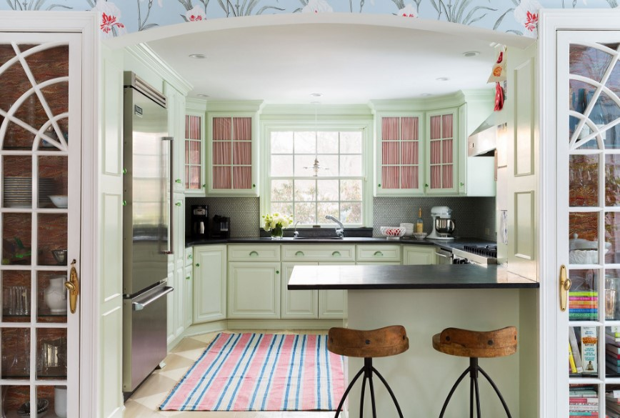 Storybook Cottage Kitchen Rugs