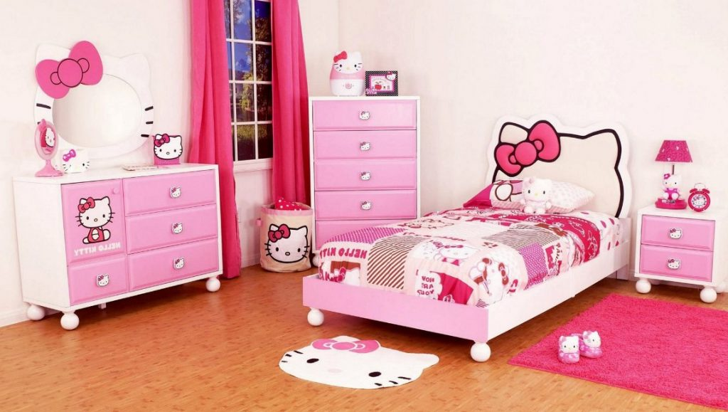 Toddler Girls Room Decor