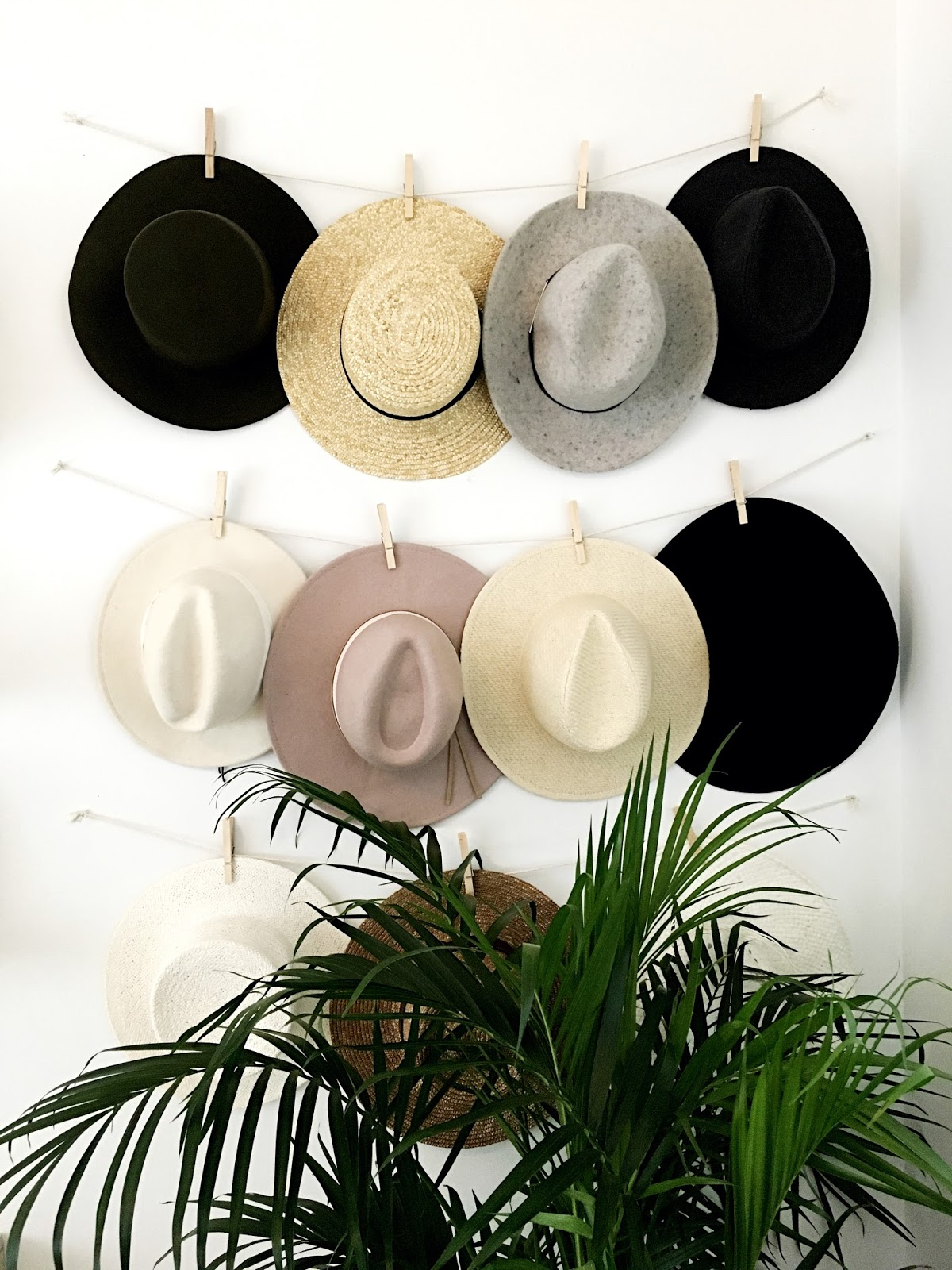 Unique and Cool Hat Rack Ideas