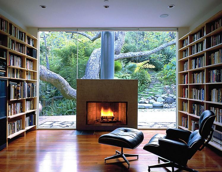 Universality fireplace
