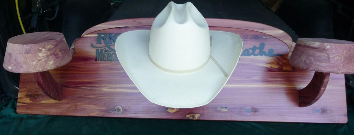 Wood As Hat Rack