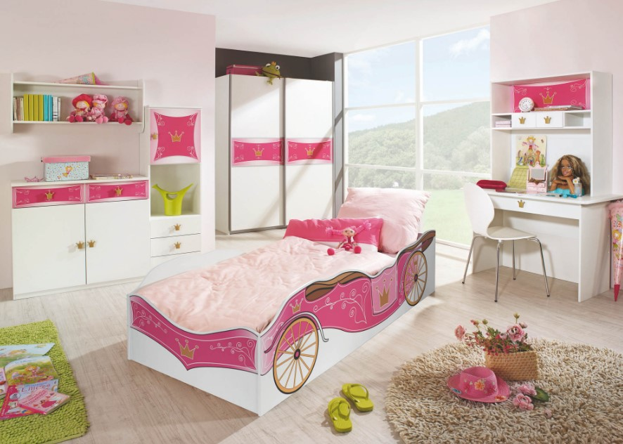 girls room decor design