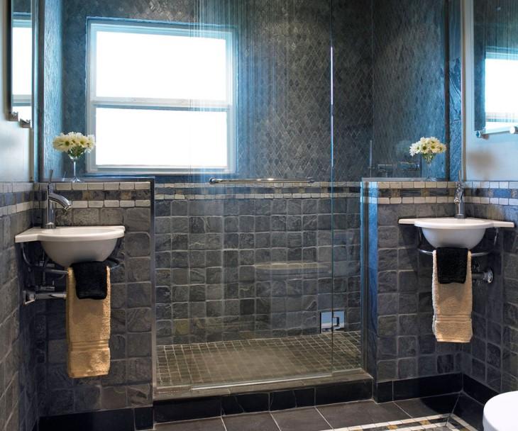 light gray bathroom ideas
