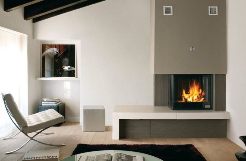 stunning corner fireplace ideas